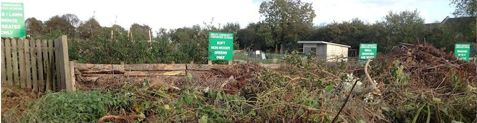 Bisley Community Composting Scheme